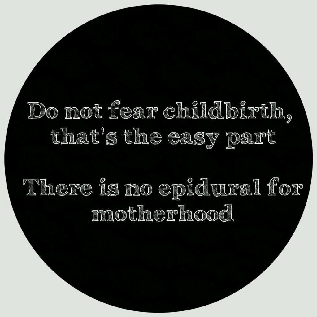 De secundaire voorwaarden van het moederschap