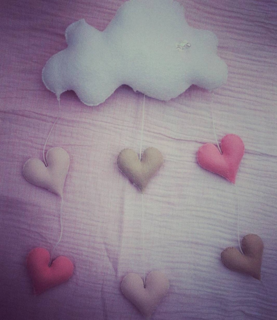 Roze wolk blog