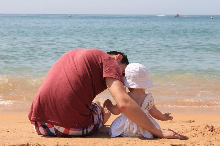 de vader in mij