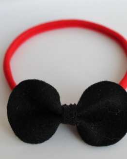 Mickey Mouse haarbandje