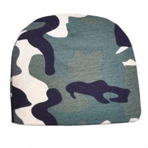 Beanie camouflage