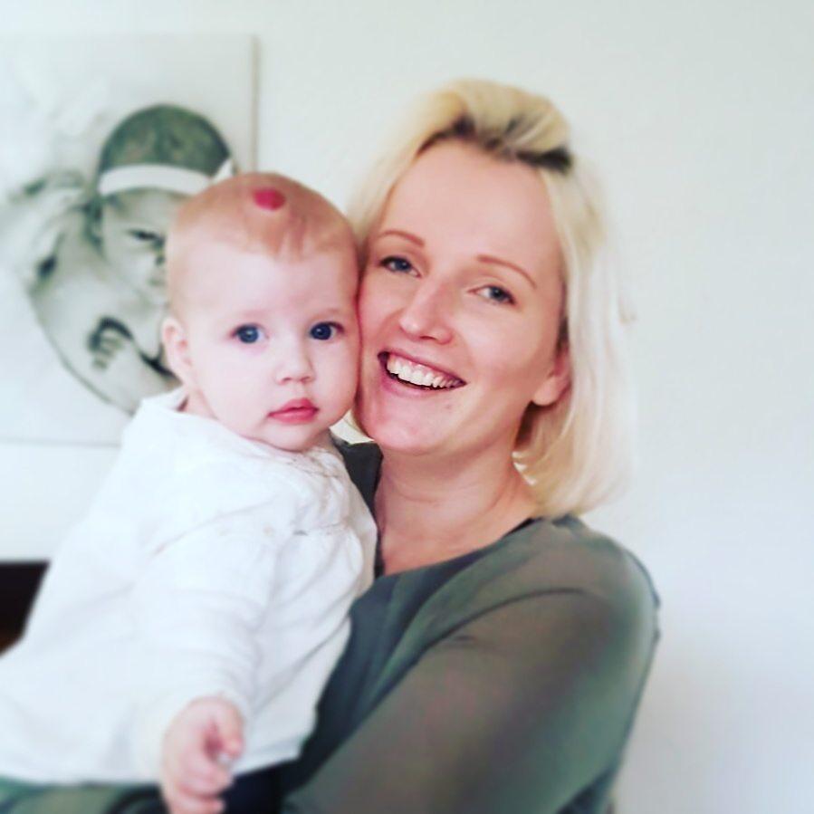 Bettie met dochter Fardau