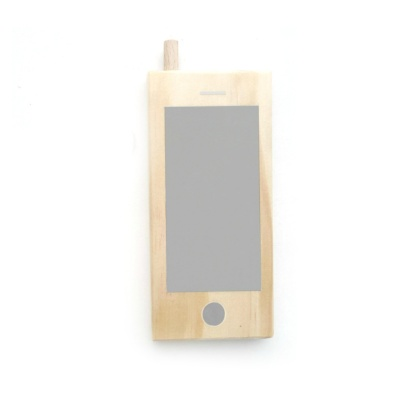Houten mobiel