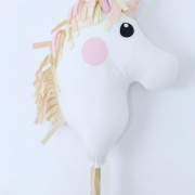 Stokpaardje unicorn