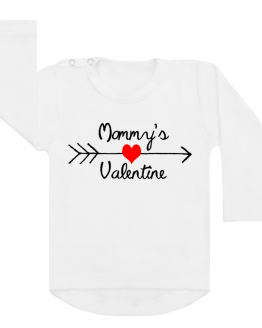 Shirt Mommy's Valentine wit