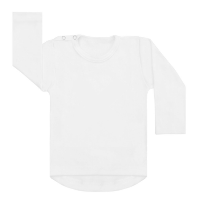 basic longsleeve wit