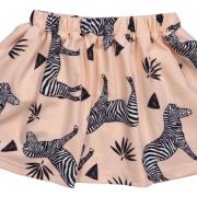 Rokje zebra summer