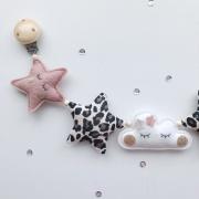 Wagenspanner leopard stars