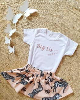 Shirt Big Sis to be