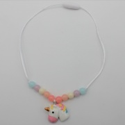 Kinderketting rainbow unicorn