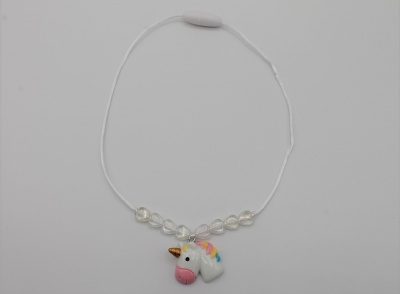 Kinderketting unicorn love