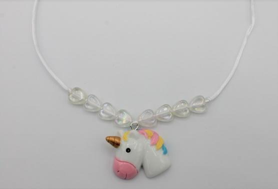 Kinderketting unicorn love
