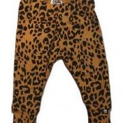 Legging leopard Oker