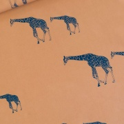 Handgemaakte colsjaal giraf