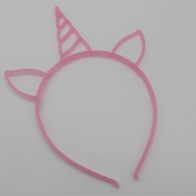 Glow in the dark unicorn diadeem babyroze