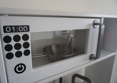 Keuken Sticker Set