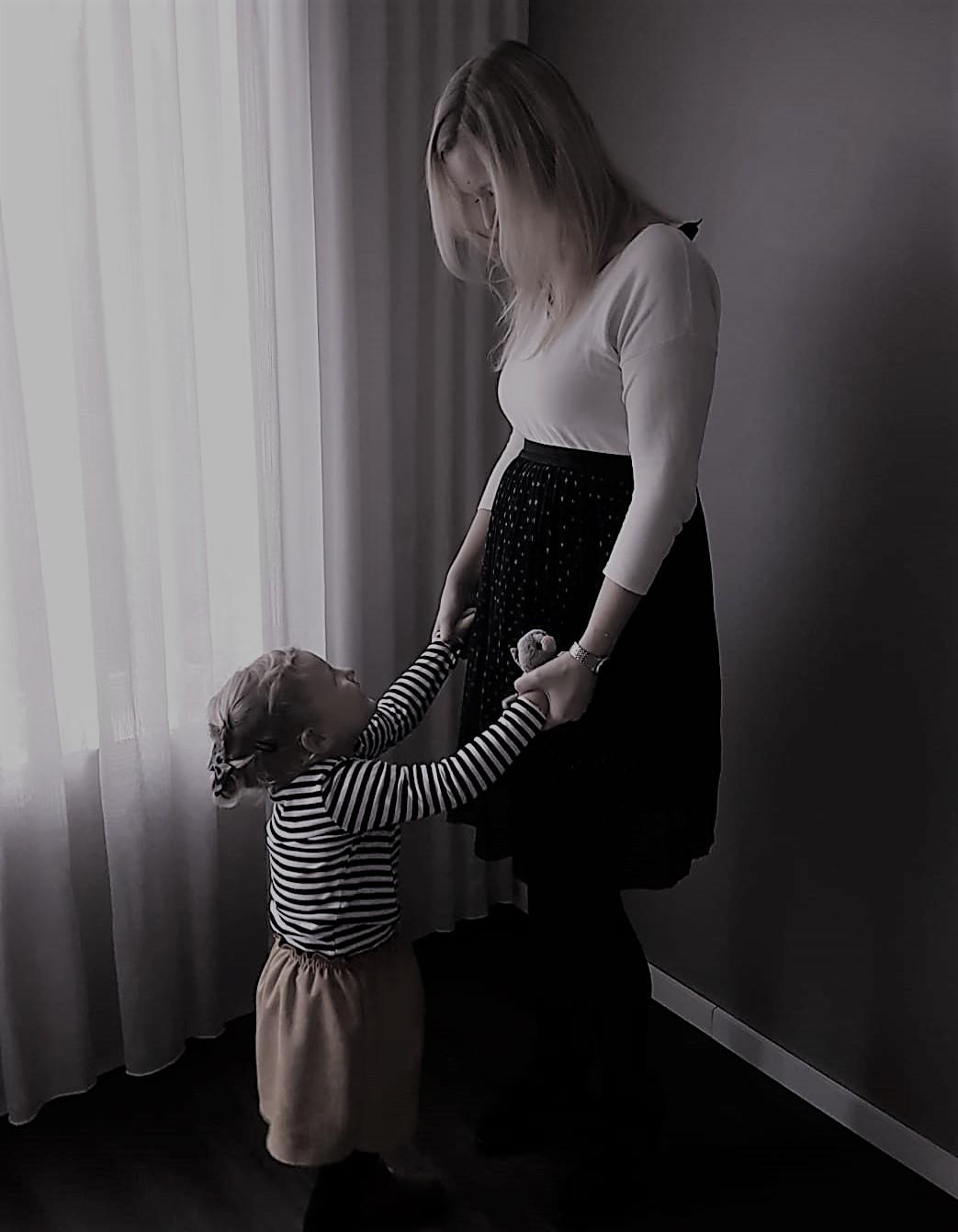 The month after.. De positieve zwangerschapstest