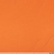 Wrap haarband oranje boven
