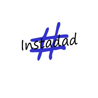 strijkapplicatie insta dad