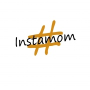 strijkapplicatie Insta Mom