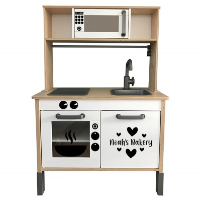 Ikea Duktig keukensticker bakery set