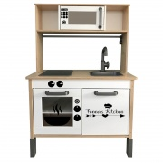 keukensticker kitchen set