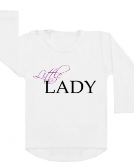 little lady shirt wit