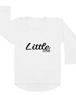 little one shirt wit