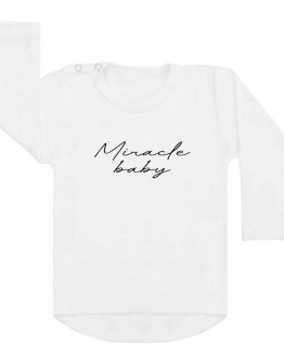 miracle baby shirt wit