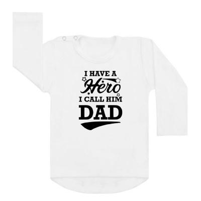 shirt I have a hero vaderdag