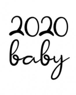 strijkapplicatie 2020 baby